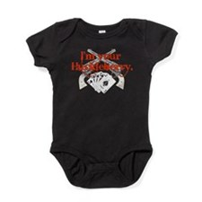 Unique Wyatt Baby Bodysuit
