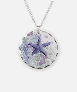Passion Starfish Necklace