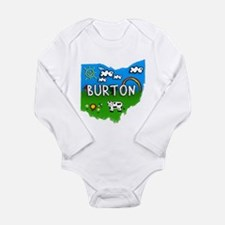 Burton Long Sleeve Infant Bodysuit