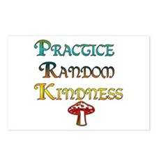 Practice Random Kindness Postcards (Package of 8)