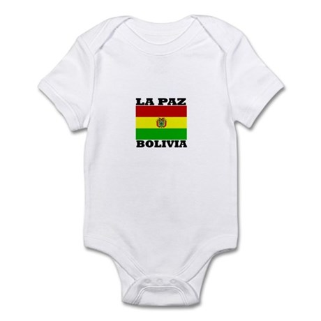 La Paz, Bolivia Infant Bodysuit