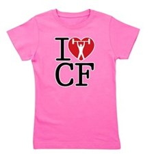 Funny Cross fit Girl's Tee
