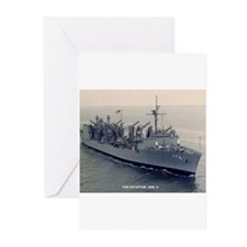 Unique Navy birthday Greeting Cards (Pk of 10)