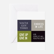 Cute Motivation Greeting Cards (Pk of 10)