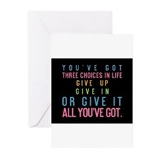 Unique All the time Greeting Cards (Pk of 10)