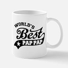 World's Best Pap Pap Mug