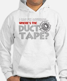 Duct Tape Jumper Hoody