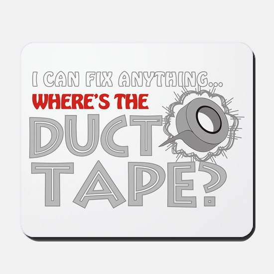 Duct Tape Mousepad