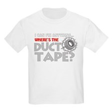 Duct Tape Kids T-Shirt