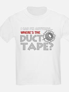 Duct Tape Kids T-Shirt
