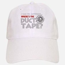 Duct Tape Baseball Baseball Cap