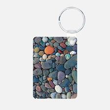 Unique Pebbles Keychains