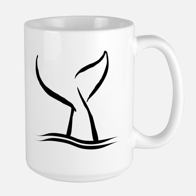 Whale Tail Mugs