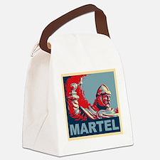 Martel (Hope colors) Canvas Lunch Bag