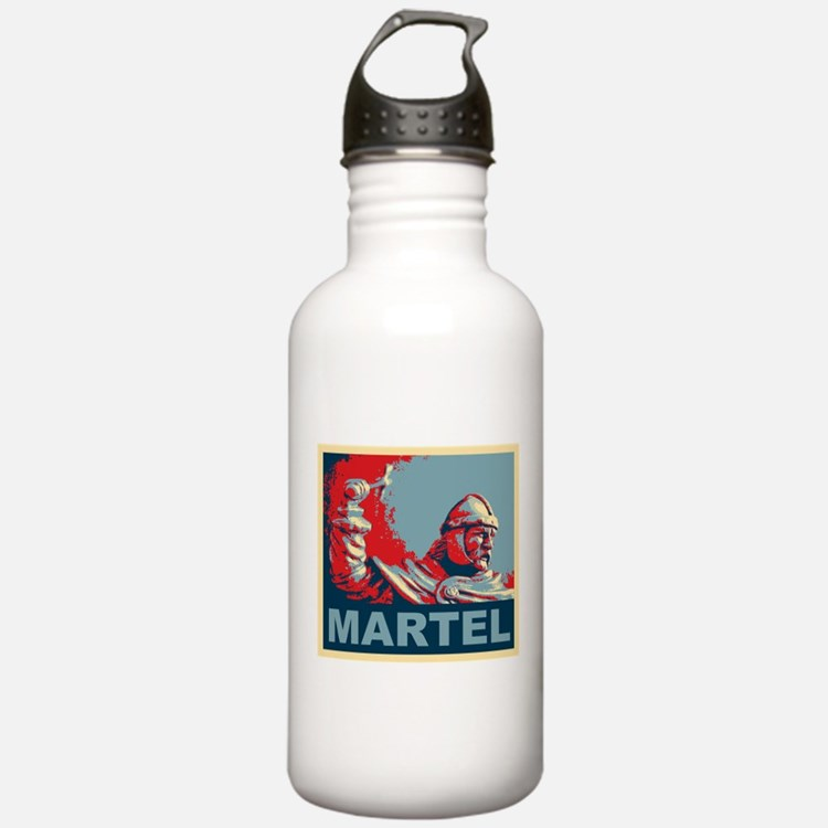 Martel (Hope colors) Water Bottle