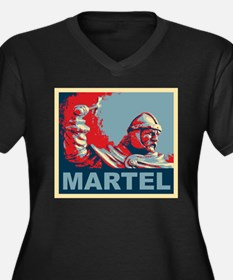 Martel (Hope colors) Plus Size T-Shirt