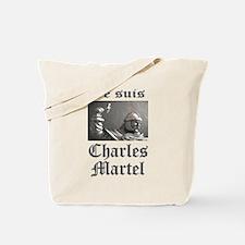 Je Suis Charles Martel (picture) Tote Bag