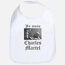 Je Suis Charles Martel (picture) Bib