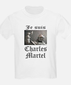 Je Suis Charles Martel (picture) T-Shirt