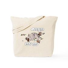 Just Keep Drawing Tote Bag