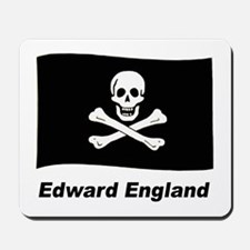 Pirate Flag - Edward England Mousepad