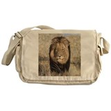 Cecil the lion Messenger Bag