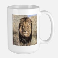 Cecil the Lion Mugs