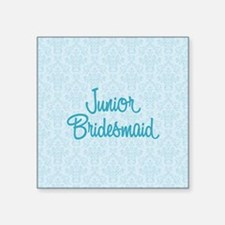 Junior Bridesmaid Sticker
