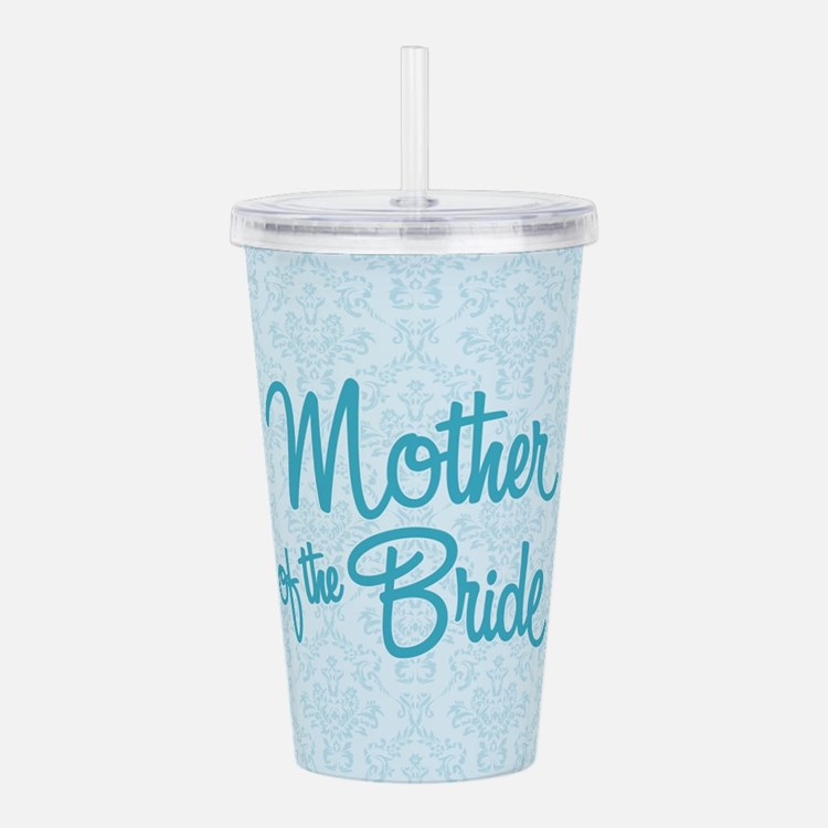 Mother of the Bride Acrylic Double-wall Tumbler