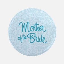 "Mother of the Bride 3.5"" Button (100 pack)"