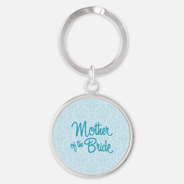 Mother of the Bride Keychains
