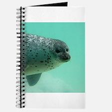 Cute Seal Journal