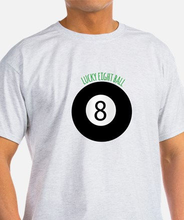 Lucky Eight Ball T-Shirt