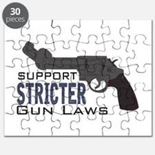 Stricter Gun Laws Puzzle