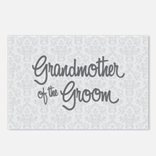 Grandma of the Groom Postcards (Package of 8)