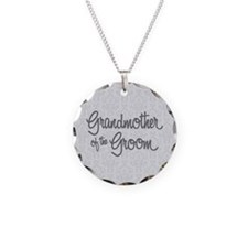 Grandma of the Groom Necklace