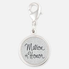 Matron of Honor Charms