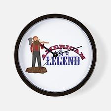 American Legend Wall Clock