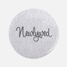 "Newlywed 3.5"" Button (100 pack)"
