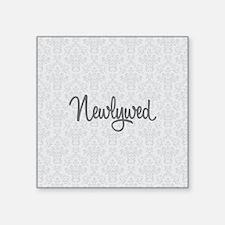 Newlywed Sticker