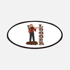 Logger Man Patch