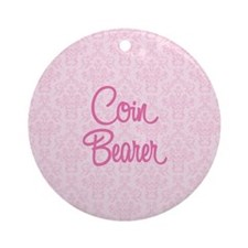 Coin Bearer Round Ornament