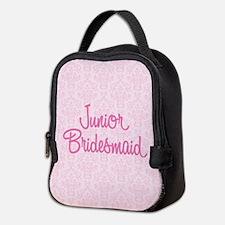 Junior Bridesmaid Neoprene Lunch Bag