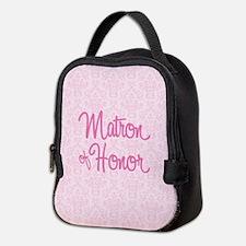 Matron of Honor Neoprene Lunch Bag