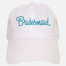 Bridesmaid Baseball Baseball Cap