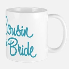 Cousin of the Bride Mugs