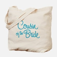 Cousin of the Bride Tote Bag
