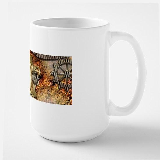 Steampunk, awesome steampunk design Mugs