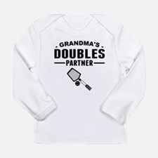 Grandmas Doubles Partner Long Sleeve T-Shirt