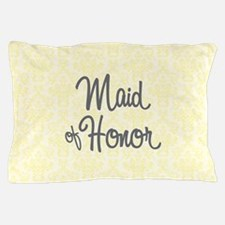 Maid of Honor Pillow Case
